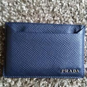 Other - Prada card holder wallet